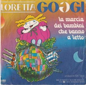 Il Lato B di Cicciottella recava questa canzone, anch'essa firmata da Lauzi-Caruso, ovvero i Battisti-Mogol della canzone per bambini. Invero, il fatto che fosse prodotta da uno degli Squallor getta una luce sinistra sul tutto.