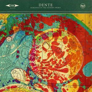 La copertina molto Seventies del nuovo album di Dente