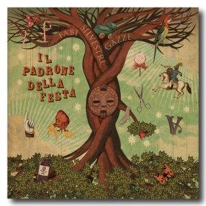 La copertina dell'album a sei mani del trio Fabi-Gazzè-Silvestri