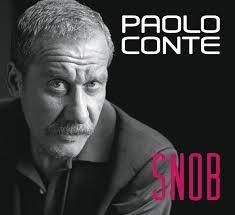 """la copertina (invero brutta assai) di """"Snob"""", il recente lavoro di Paolo Conte"""
