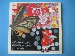 La copertina dello storico album di Beppe Chierici e Daisy Lumini dedicato ai bambini engagès dei '70