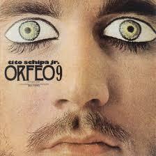 """La prima copertina del mitico """"Orfeo 9″"""