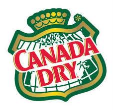 Il famigerato logo del Canada Dry