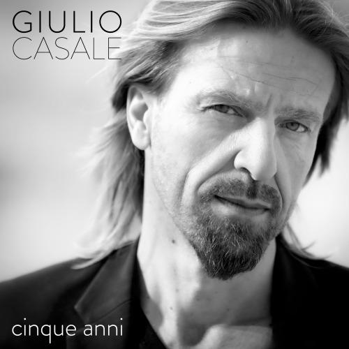Giulio Casale – cinque anni (EP) – COVER (bEst-1705) 3000 x 3000 px