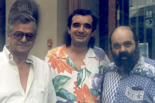 Francesco,_Sergio_&_Vito